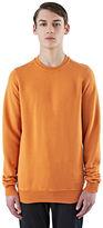 Rick Owens Drkshdw Men's Jumbo Crew Neck Sweater In Orange