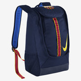 Nike FC Barcelona Allegiance Shield Compact Soccer Backpack