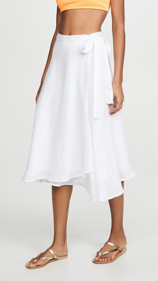 Vitamin A Lana Skirt