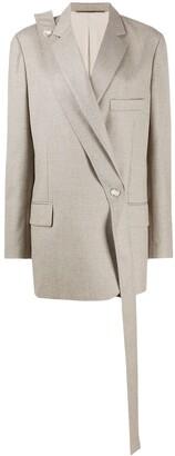 Stella McCartney Rylee boxy-fit blazer
