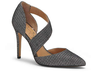 Jessica Simpson Pintra Pointed-Toe Pumps Women Shoes