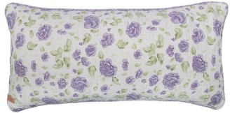 Donna Sharp Lavender Rose Rectangle Decorative Pillow