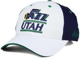 adidas Utah Jazz Playmaker Adjustable Cap