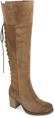 Bos. & Co. Bond Back Lace-Up Boot