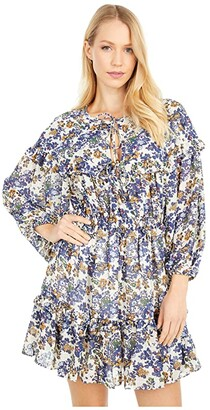 Bishop + Young Belle Isle Boho Dress (Belle Isle) Women's Clothing