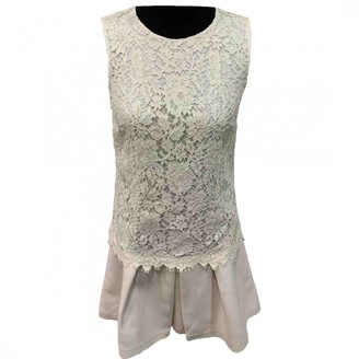 Dolce & Gabbana \N White Cotton Dresses