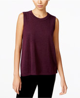 Eileen Fisher Crew-Neck Shell