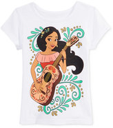 Disney Disney's® Princess Elena Graphic-Print Cotton T-Shirt, Toddler & Little Girls (2T-6X)