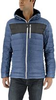 adidas Men's Frost Climaheat Hooded Ripstop Puffer Jacket
