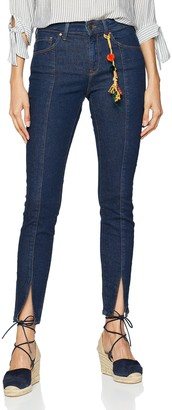 Mavi Jeans Women's TESS Slit Skinny Jeans
