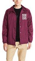 Obey Men's Rose Grid Jacket