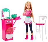 Barbie Sisters' Baking Fun Stacie Giftset