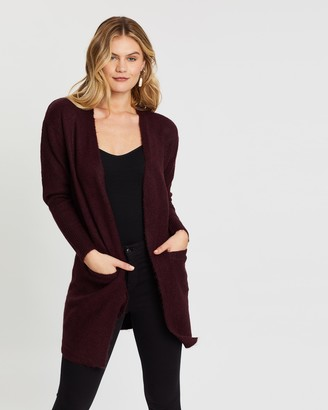 Dorothy Perkins Longline Pocket Detail Cardigan