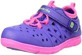 Stride Rite Phibian (Inf/Tod) - Purple/Pink - 10 M Toddler