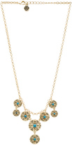 House Of Harlow Maricopa Coin Collar Necklace