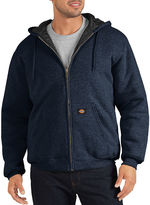 Dickies Heavyweight Quilted Fleece Hoodie - Big & Tall