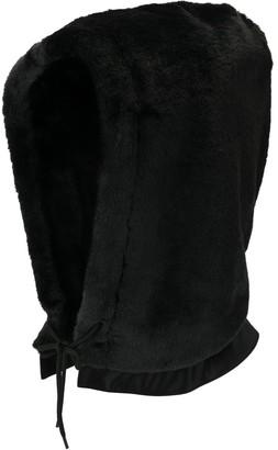 Undercover Faux Fur Hood