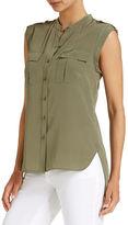 Sportscraft Lora Utility Silk Shirt