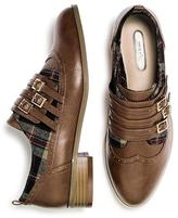 Mark Mad About Plaid Brogues