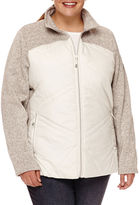 ZeroXposur Zero Xposur Hybrid Fleece Jacket - Plus