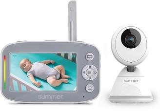 Summer Infant Baby Pixel Cadet 4.3 Inch Color Video Monitor