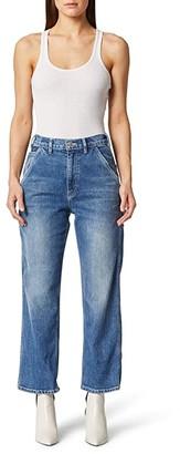 Hudson High-Rise Carpenter Pants in Imagination (Imagination) Women's Jeans