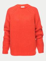 Frame Large Cuffed Raglan Sweater