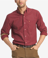 Izod Men's Big & Tall Plaid Shirt