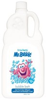 Mr Bubble Extra Gentle Dye & Fragrance Free Bubble Bath 36-oz.