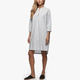 James Perse Pocket Swing Shirt Dress- Online Exclusive