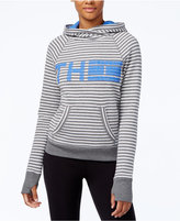 Tommy Hilfiger Striped Logo Sweatshirt, A Macy's Exclusive Style