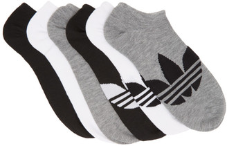 adidas Six-Pack Multicolor Solid Ankle Socks