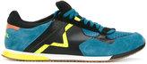 Diesel Fury sneakers - men - Leather/Polyurethane/rubber - 41