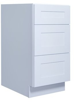"""Brilliant 15"""" Single Bathroom Vanity Base Only NelsonCabinetry"""