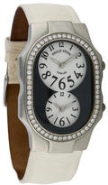 Philip Stein Teslar Dual Time Zone Watch