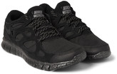 Nike - Free Run 2 Suede And Mesh Sneakers