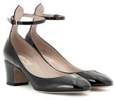 Valentino Tango Patent Leather Pumps