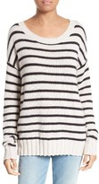 A.L.C. Women's Rowan Stripe Cotton Blend Sweater