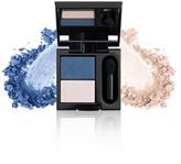 Diego Dalla Palma Night Jazz Collection Duo Eyeshadow - 19 Pale-Blue and Vanilla