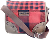 UNIONBAY Union Bay Buffalo Check Plaid Messenger Bag