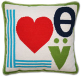Jonathan Adler Mod Love Pillow