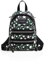 Marc Jacobs Star-Print Backpack