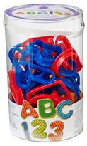 Wilton 50 Piece A-B-C and 1-2-3 Cookie Cutter Set