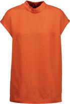 Stella McCartney Twill blouse