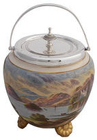 Corbell Silver Company Inc. English Biscuit Barrel, C. 1880