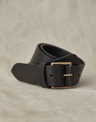 Belstaff Sherman Leather Belt