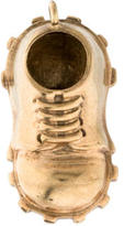 14K Shoe Pendant