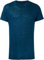 IRO Jaoui T-shirt - men - Linen/Flax - M