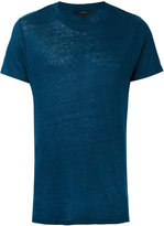 IRO Jaoui T-shirt - men - Linen/Flax - S