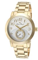 Lucien Piccard Women's LP-40002-YG-22 Garda Analog Display Quartz Gold Watch